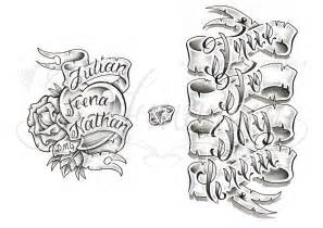 banner tattoo images amp designs
