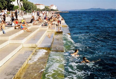 sea organ a n see how a pipe organ played by waves
