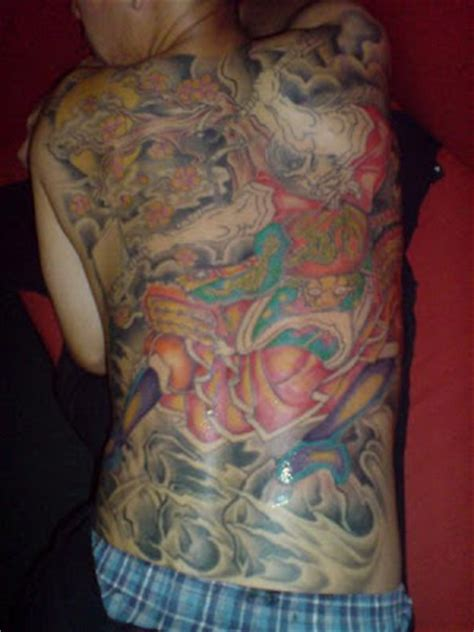 tattoo geisha warrior in s tattoo jap warrior and geisha