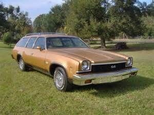 1974 chevrolet chevelle station wagon overview