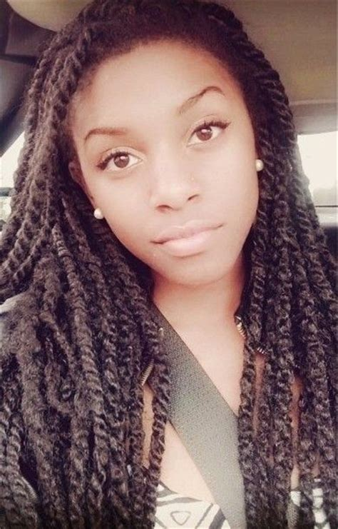 what is a marley hairdos pics for gt medium marley twists hair pinterest