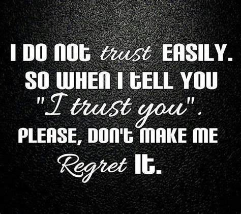 heart touching trust quotes