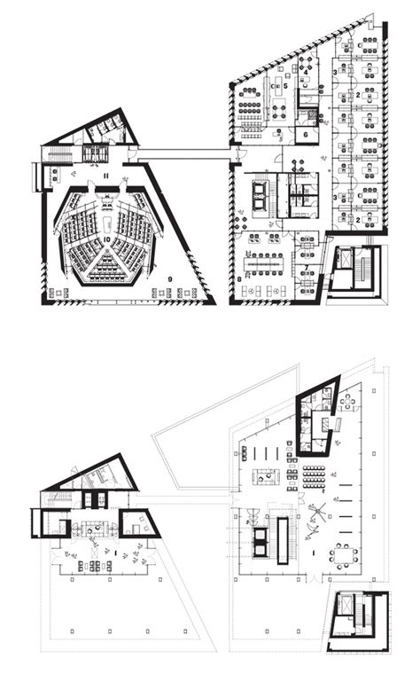 architectural design floor plans parliament building in valletta malta by renzo piano building workshop buildings