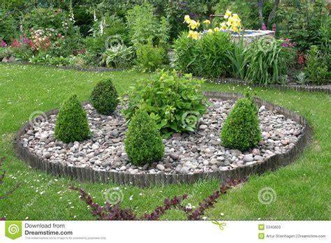 rock garden stock photos image 5340603