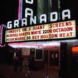 granada theater     dallas granada