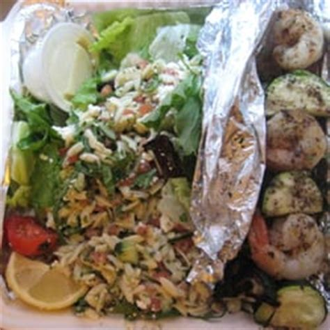 Zoes Kitchen Lafayette by Zo 235 S Kitchen Bryn Mawr Pa United States Shrimp Kabobs