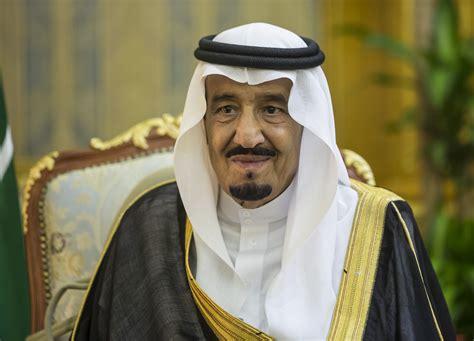 Biography Of King Salman   king salman fires royal protocol officer for photographer