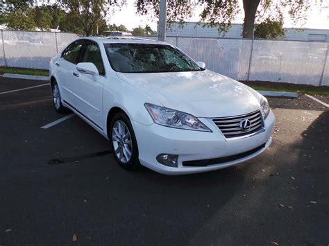 toyota lexus 2010 pre owned 2010 lexus es 350 4dr car in jacksonville p8189