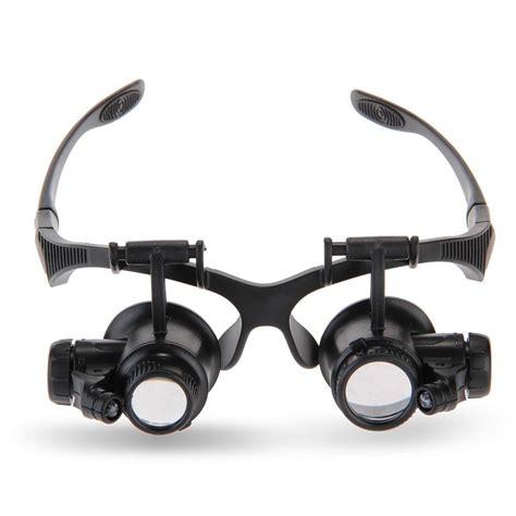 Loupe Magnifier 10 20x black magnifying glasses loupe magnifier 10x 15x 20x 25x