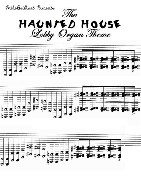 haunted house organ music trimper s haunted house sounds