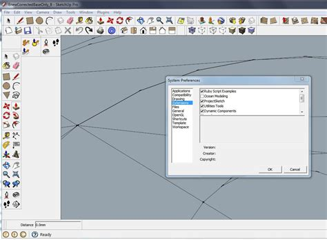 tutorial ruby sketchup how to install an extension tutorial extension