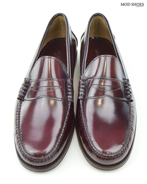 oxblood loafers oxblood loafers the earl by modshoes mod shoes