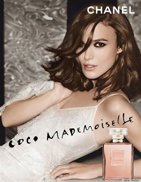 Keira Knightleys New Chanel Coco Mademoiselle Ad Is Full | keira knightley s new chanel coco mademoiselle ad is full