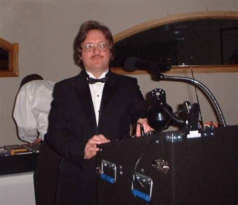 Wedding Dj Attire by Harvey Minchin Musician Dj Composer Lessons