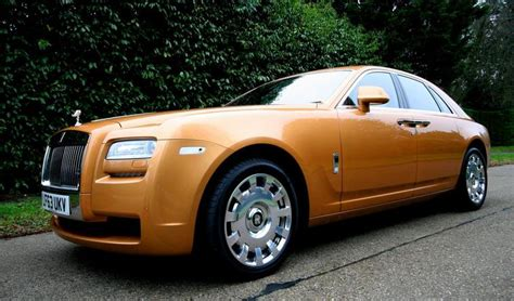 rolls royce ghost gold rolls royce ghost gold