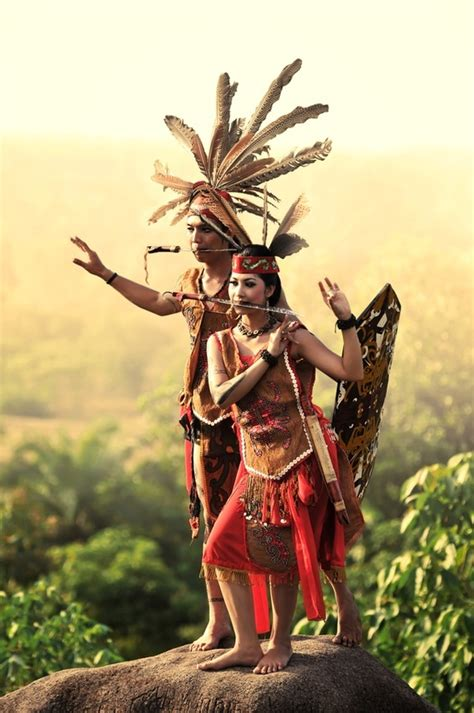 dayak culture  kalimantan lets talk  kalimantan
