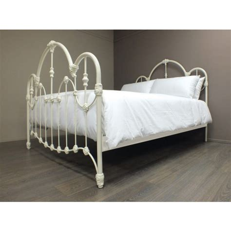 king size wrought iron bed normandy king size cast and wrought iron bed