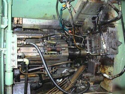 Acme Gridley Machine Acme Gridley Rb 8 1 5 8 Quot Auto Mult Spdl Machine