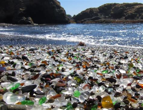 glass beach disappearing in ft bragg grindtv sea glass beach 30 sea glass ideas projects garden living