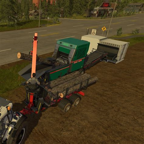 tree shop ls farming simulator 17 logging and selling points
