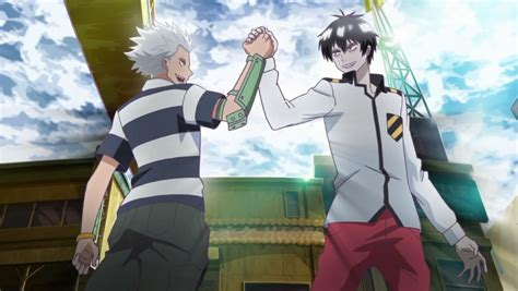 blood lad wolf 1000 images about blood lad on pinterest blood wolves