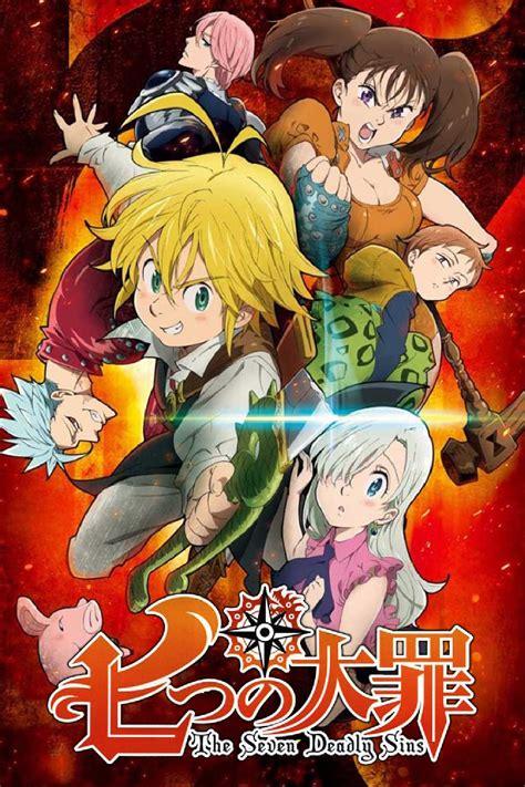 Anime 7 Deadly Sins Season 3 by Serie Nanatsu No Taizai 2014 En Vf Complet