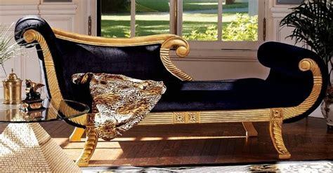 egyptian couch antique furniture
