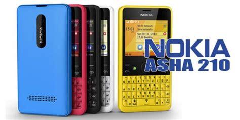 Foto Hp Nokia Asha 210 harga dan spesifikasi nokia asha 210 merdeka