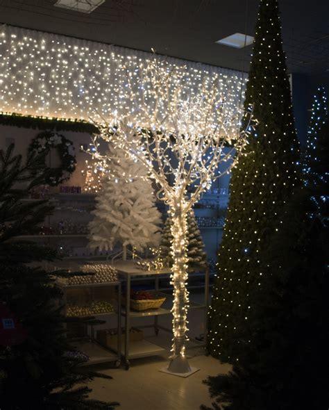 illuminazione alberi illuminazione natale led le migliori idee per la tua