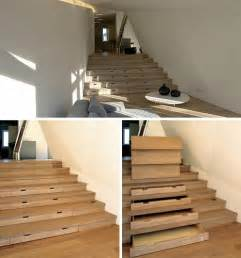 10 clever stair storage space ideas solutions
