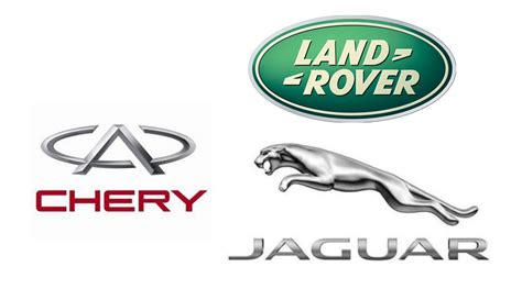 jaguar land rover logo china approves chery jlr joint auto venture