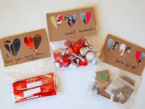 diy valentine s day gifts candy coffee and tea pink stripey socks