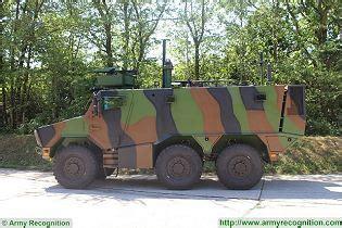griffon vbmr véhicule blindé à roues 6x6 multirôle ebmr