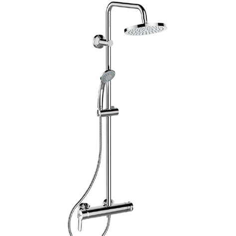 ideal standard colonna doccia colonna doccia serie idealrain soft ideal standard cromata