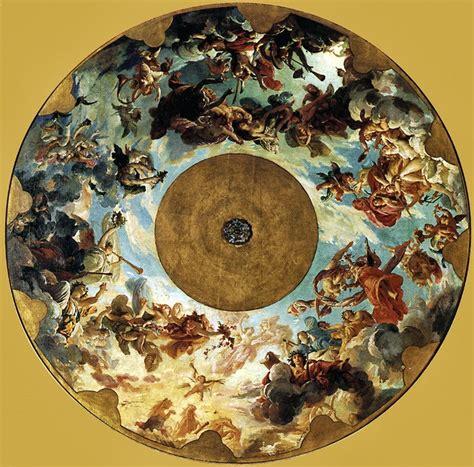 Opera Garnier Plafond by Histoire De Plafonds L Op 233 Ra Garnier Et La Salle Henri
