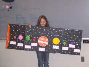 Solar system project ideas pics about space