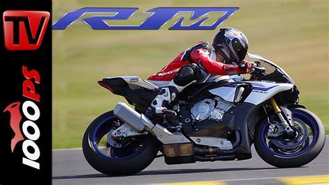 Motorrad Verkaufen Tips by Video 2015 Yamaha R1m Am Pannoniaring Test Yrc