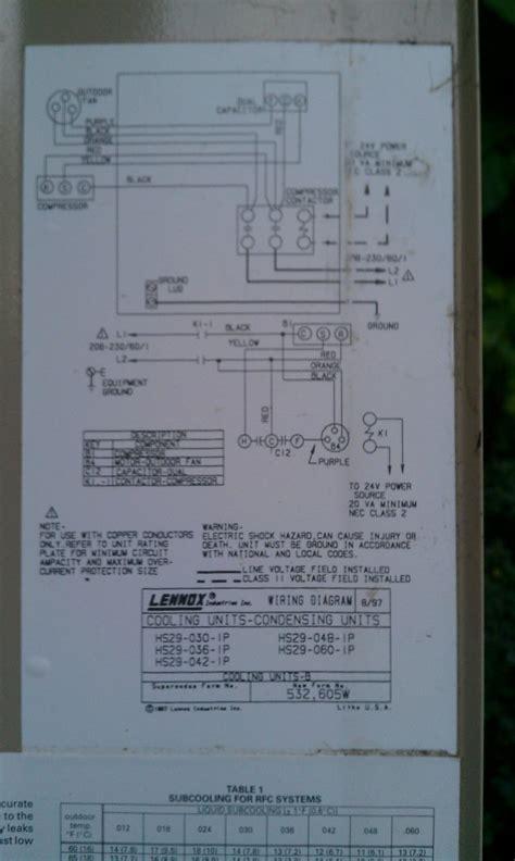 fan motor lennox air conditioner lennox hs29 048 1p condenser fan motor replacement
