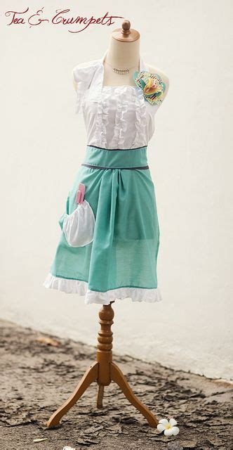 pattern for maids apron apron by debbieimeankelly via flickr sewing pinterest