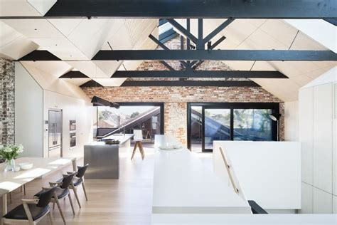 Industrial Warehouse Converted Into Living Space Freshome