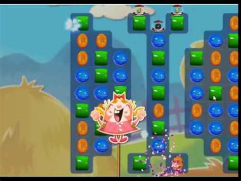 candy crush 2703 no boosters! 3 stars! this time the sugar