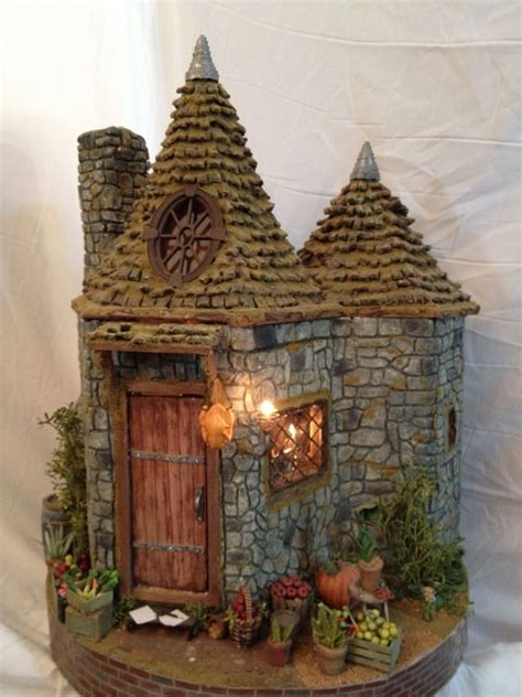 cutest diy miniature stone house ideas fairy garden