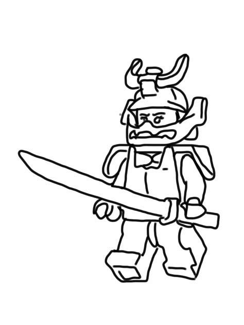 ninjago samurai coloring page malvorlagen fur kinder ausmalbilder lego ninjago