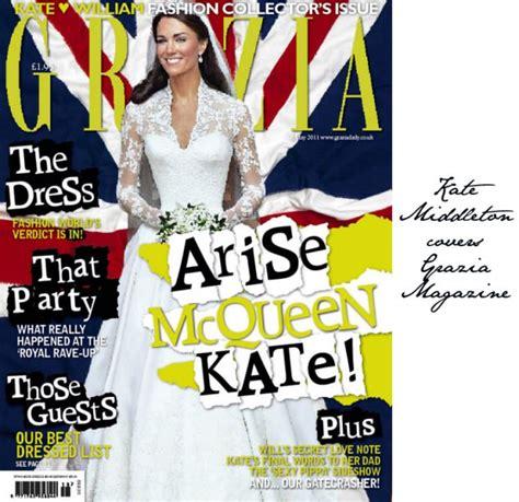 Magazine Blunder by Kate Middleton S Waist Slimmed On Grazia Royal