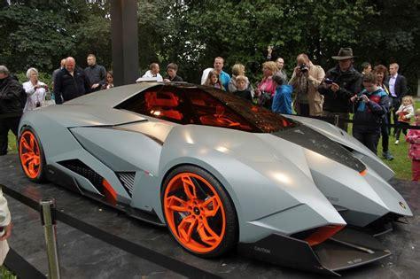 How Fast Is A Lamborghini Egoista 2013 Lamborghini Egoista Lamborghini Mercy