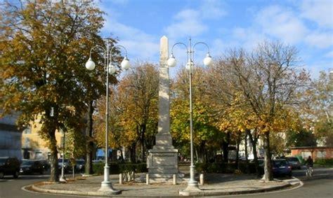 viale matteotti pavia monumenti di pavia obelisco di viale matteotti