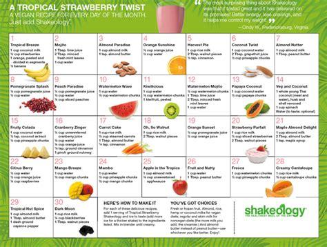 Deep Rooted Vegetables - tropical shakeology recipe calendar holly hierman