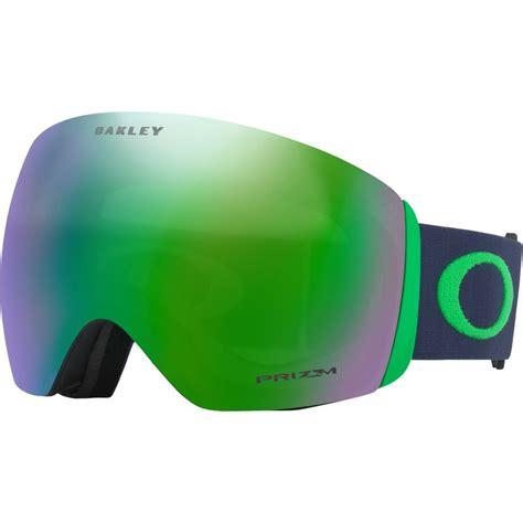oakley flight deck low light lens oakley flight deck prizm goggles s backcountry com