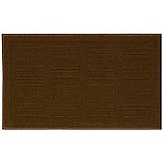 Nourison Grid Kitchen Rug Brown Kitchen Rugs Mats Bed Bath Beyond