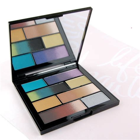 Sephora Eyeshadow Palette sephora collection ombr 233 obsession eyeshadow palette